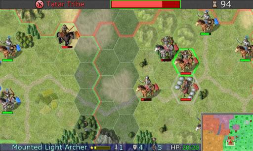 BattleRex: Genghis Khan - screenshot