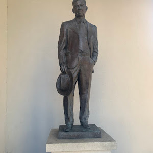 R.W. FAIR (1886 - 1965) BORN IN NEARBY ARP, R.W. FAIR CAME TO TYLER IN 1923. A SUCCESSFUL FARMER, OILMAN, AND PHILANTHROPIST, MR. FAIR HAS CONTINUED TO IMPACT TYLER AND EAST TEXAS THROUGH THE ONGOING ...