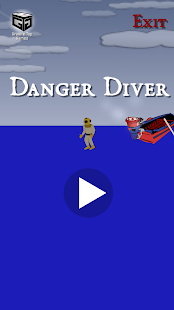 Danger Diver - screenshot