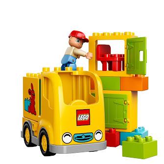Грузовик LEGO DUPLO