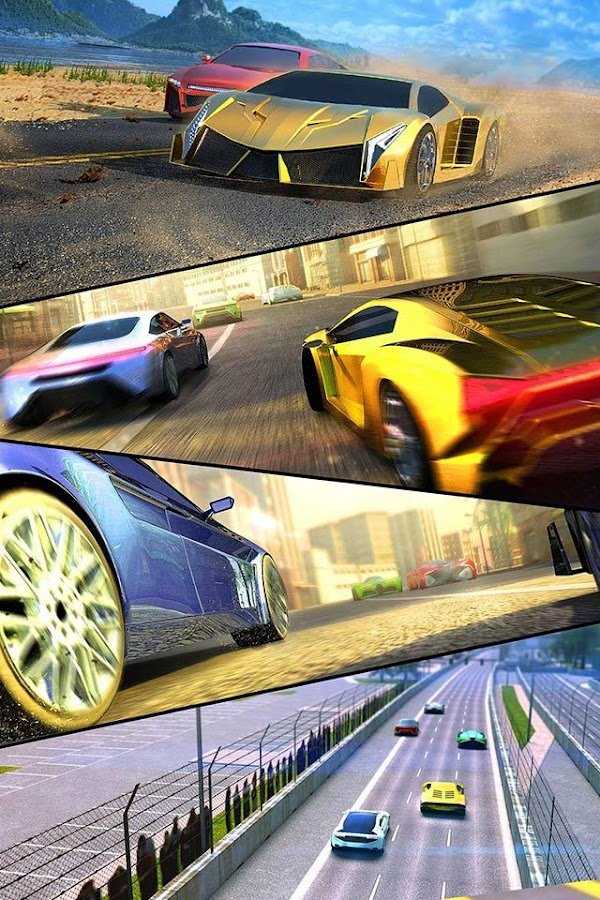 Racing 3D: Asphalt Real Tracks Screenshot