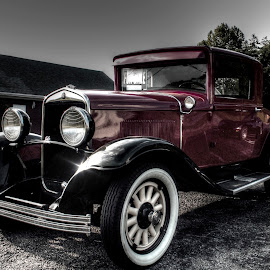 The Ford by Paul Mays - Transportation Automobiles
