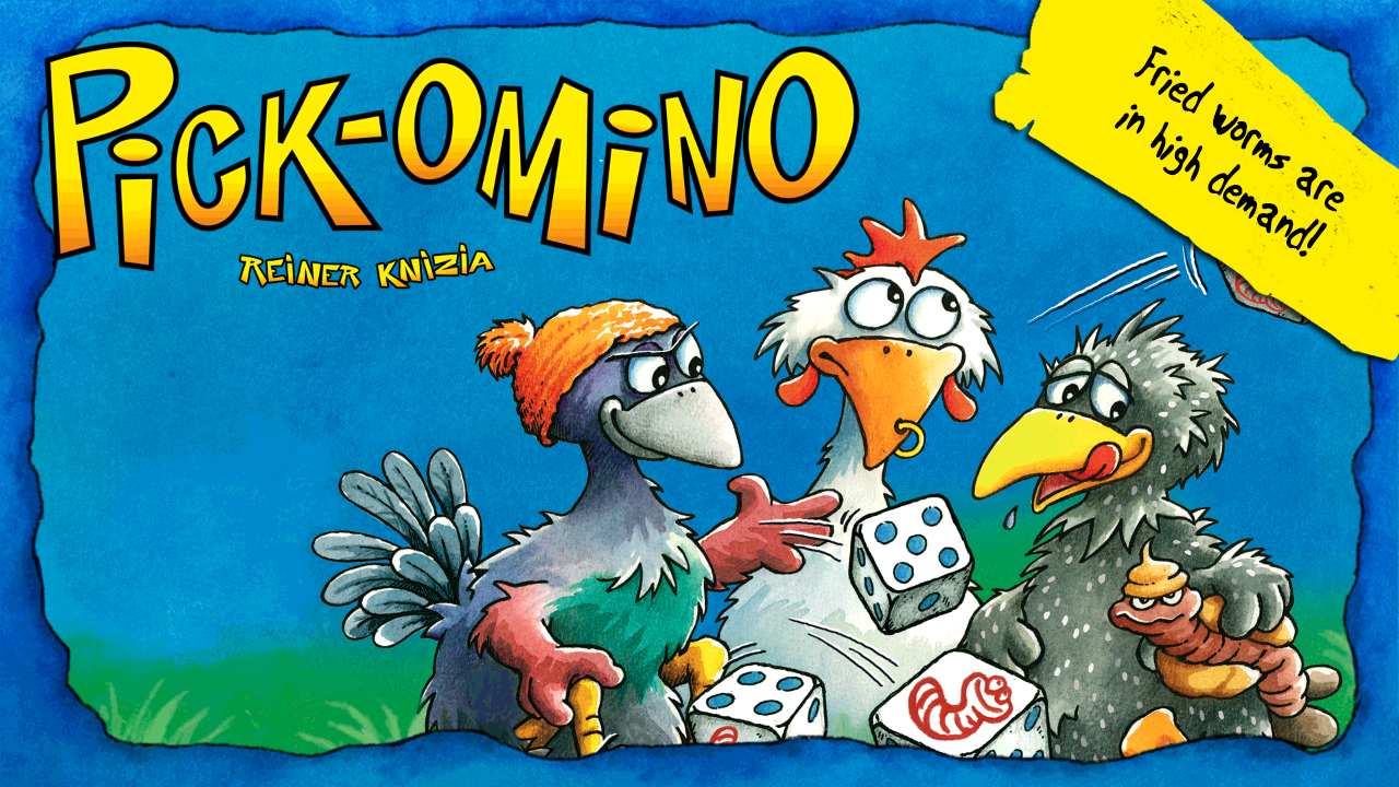Pickomino by Reiner Knizia Screenshot 0