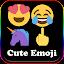 Emoji keyboard - Cute Emoji APK for Blackberry
