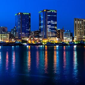 Rolex Blue Hour by Chirag Mer - City,  Street & Park  Vistas