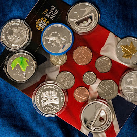 Colection by Daniel Chobanov - Artistic Objects Other Objects ( coins, treasure, silver, money, collection, currency )