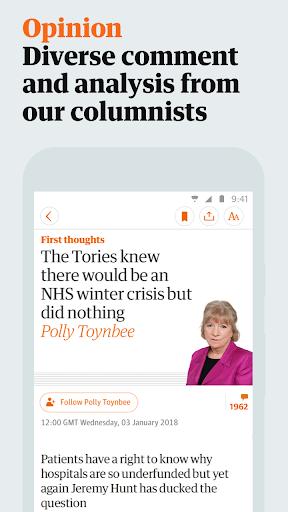 The Guardian screenshot 2