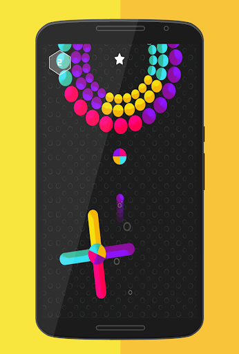 Color switch - ball up - screenshot