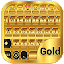 Download Android App Gold Emoji Keyboard Theme for Samsung