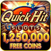 19.  Quick Hit Casino Slots - Free Slot Machines Games