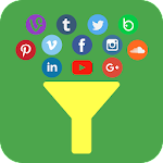 Social Media Apps In One APK Image