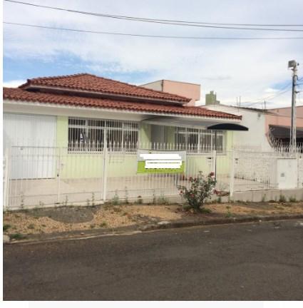 Casa em Campinas, bairro Botafogo, ótimo local para clinicas médicas e dentistas, aceita financiamento e fgts ! Oportunidade