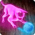 Neon Cat Tom Hologram APK for Bluestacks