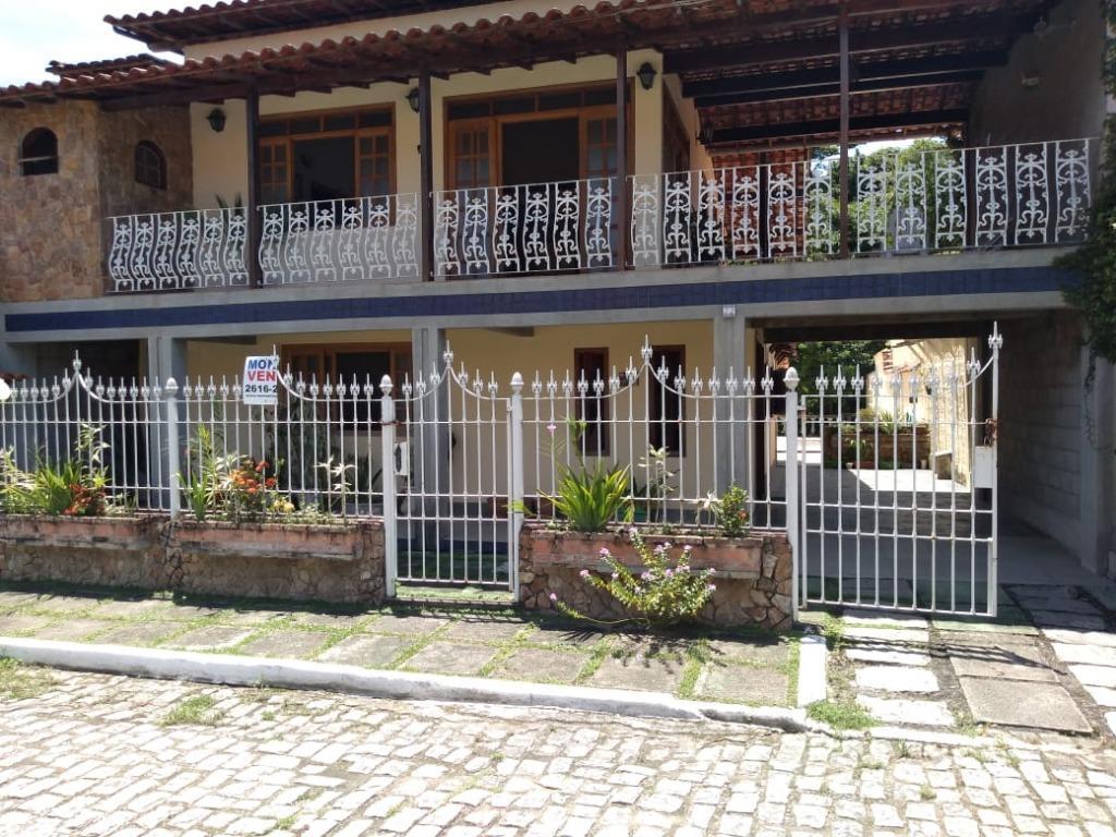 Casa com 4 dormitórios à venda, 240 m² por R$ 500.000 - Maria Paula - São Gonçalo/RJ