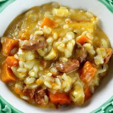 Butternut & Chorizo Spaghetti Recipe | Yummly