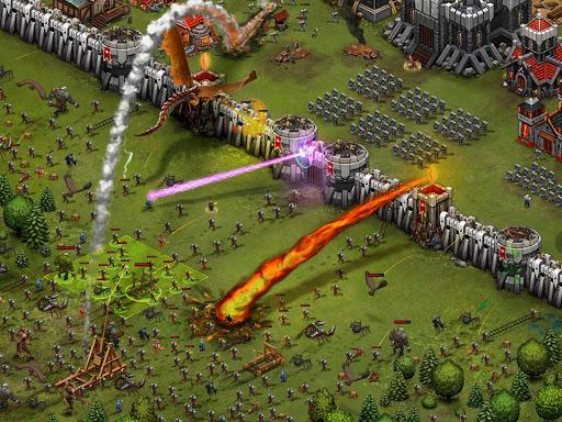 Throne Rush - screenshot