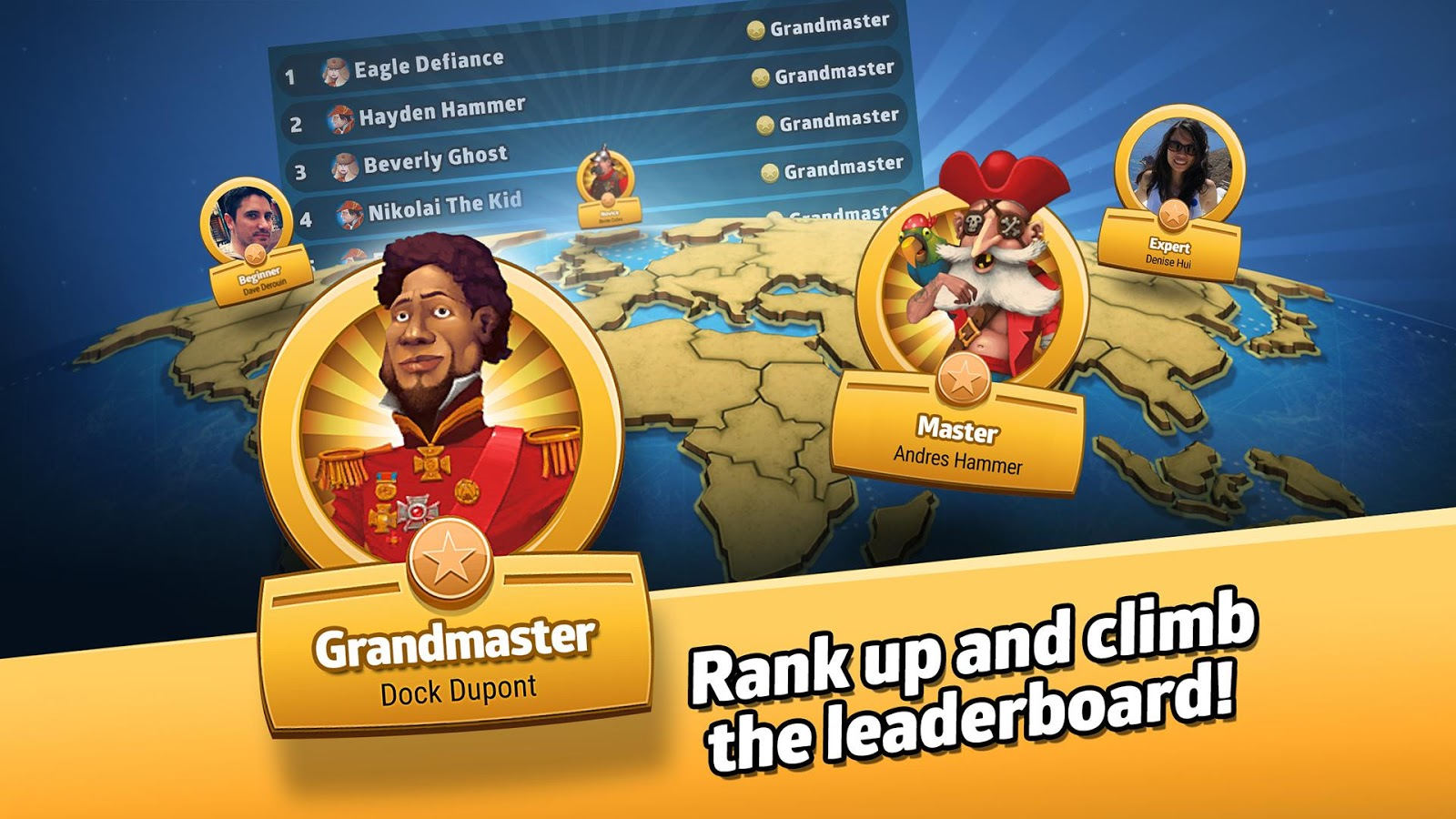 RISK: Global Domination Screenshot 1