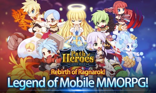 Ragnarok : Path of Heroes APK for Bluestacks