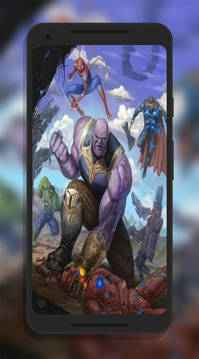 Superhero wallpapers and photos - Superhero photos Screenshot 14