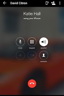 Calling People Phone Guide - screenshot