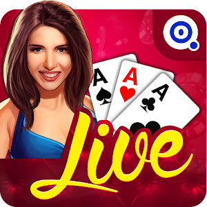 Cover art Teen Patti Live!
