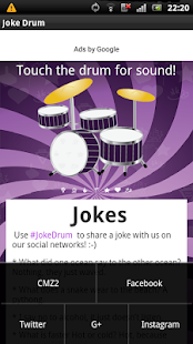 Joke Drum! - screenshot