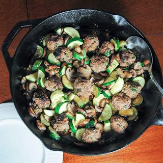 Mushroom Zucchini Beef Recipes