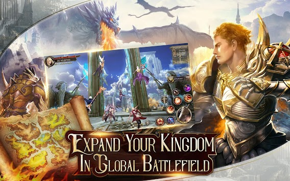 Immortal Thrones-3D Fantasy Mobile MMORPG APK screenshot thumbnail 7