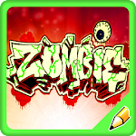 How to Draw Graffiti Letters 1.3 Apk