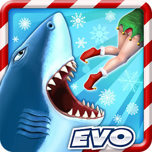 Hungry Shark Evolution 5.4.0 Apk + Mod (Mega Mod) Android