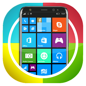 Launcher Theme for Sweet Windows 10