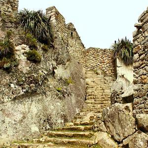 Stairway to Heaven  - Machu Picchu, Peru 2.jpg