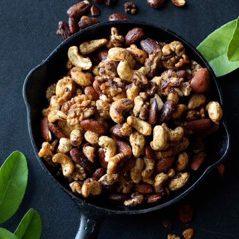 Candy Roasted Nuts