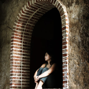 by Jenni Ertanto - People Portraits of Women