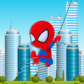 Game Spider Fly Man APK for Kindle