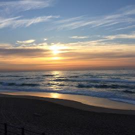 Peaceful by Eittel van Vuuren - Landscapes Beaches