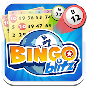 Game Bingo Blitz: Bingo+Slots Games version 2015 APK