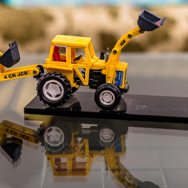 JCB by Sanjeev Goyal - Artistic Objects Toys ( get, set, run, and, go )