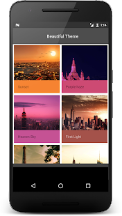 Beautiful Theme APK for Blackberry