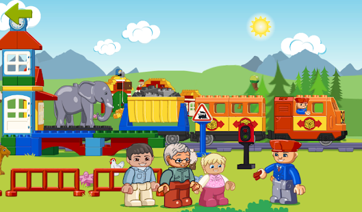 Game LEGO® DUPLO® Train APK for Kindle