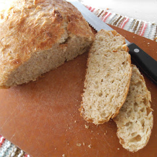 No-Knead Honey Oat Bread (without a Dutch Oven)