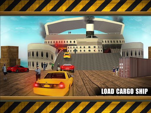 Cargo Transporter City Tycoon - screenshot