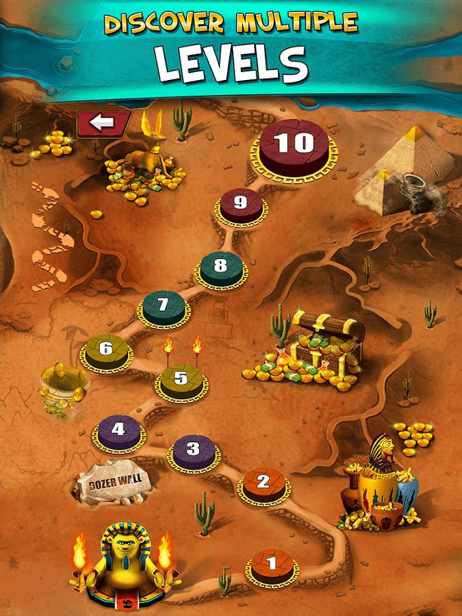 Pharaoh's Party: Coin Pusher Screenshot 13