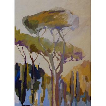 Laura Federici, Pine Trees 1