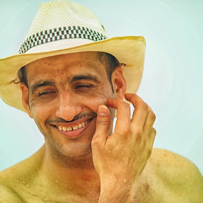 by Alexander Mountana - People Portraits of Men
