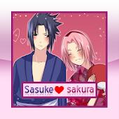 App Top new wallpaper for sasuke love sakura jozz APK for Windows Phone