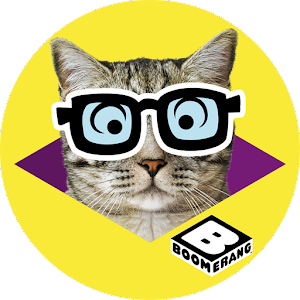 Boomerang Pet Photo Booth Icon