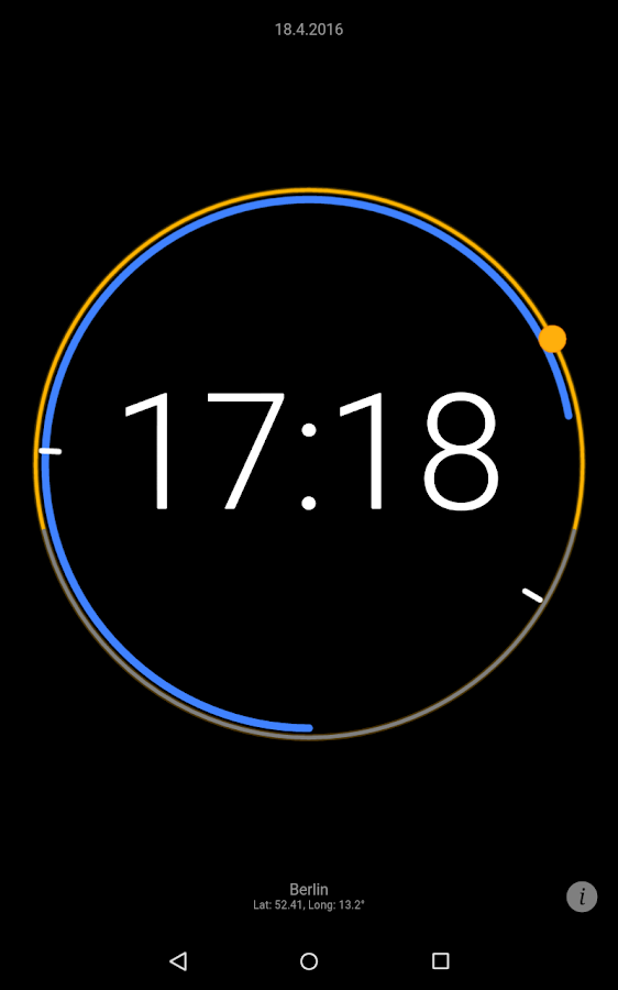 Sun Clock Screenshot 13