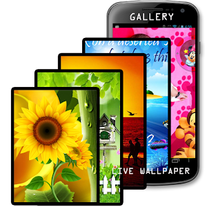Photo Gallery Live Wallpaper