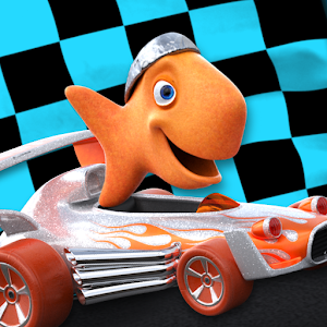 Goldfish Go-Karts For PC